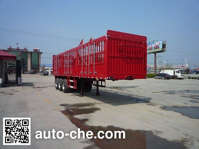 Jinjunwei HJF9406CCY stake trailer