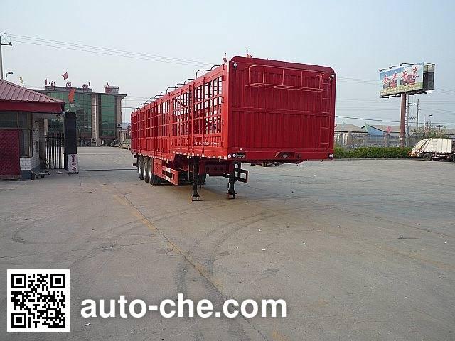 Jinjunwei HJF9407CCY stake trailer