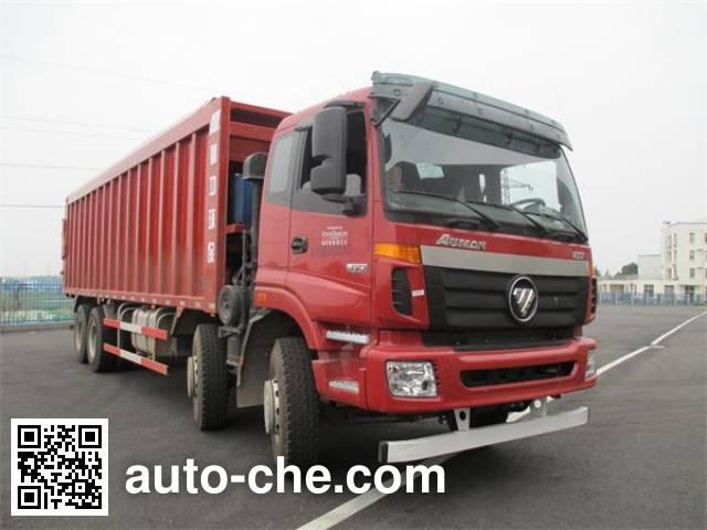 Jinggong Chutian HJG5310ZDJ docking garbage compactor truck