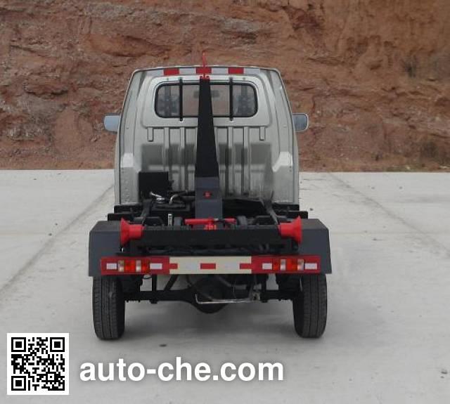 汽尔福牌HJH5020ZXXSC4车厢可卸式垃圾车