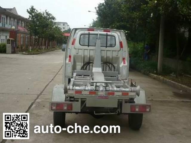 汽尔福牌HJH5022ZXXSC车厢可卸式垃圾车
