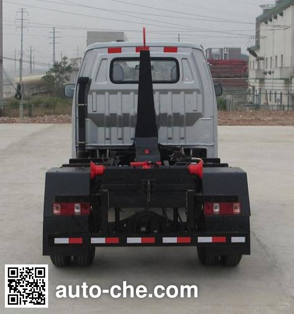 汽尔福牌HJH5030ZXXSC4车厢可卸式垃圾车