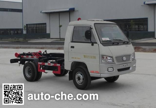 汽尔福牌HJH5040ZXXFT3车厢可卸式垃圾车