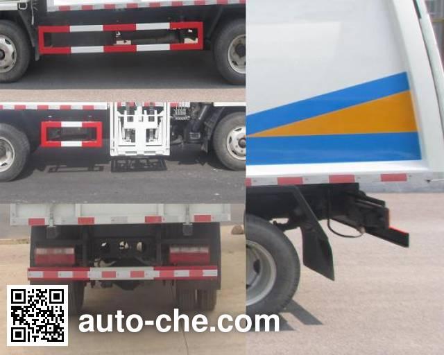 Qierfu HJH5040ZZZDFA4 self-loading garbage truck