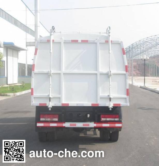 汽尔福牌HJH5040ZZZE自装卸式垃圾车
