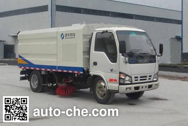 汽尔福牌HJH5070TXSQL4洗扫车