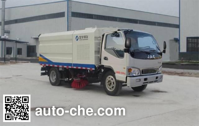 Qierfu HJH5080TXSJH4 street sweeper truck