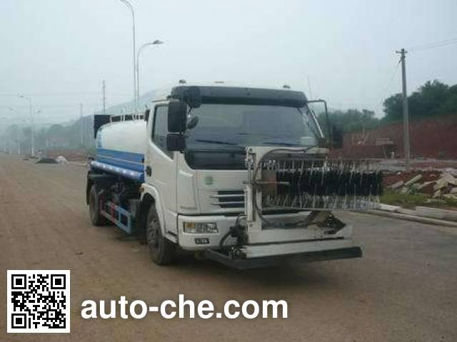 Qierfu HJH5110GQX highway guardrail cleaner truck