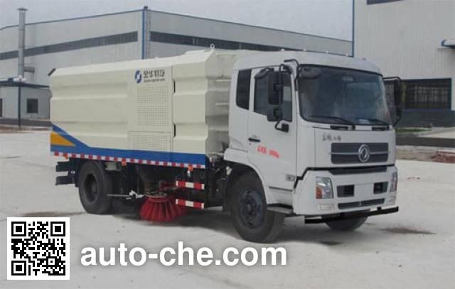 Qierfu HJH5160TXSDF4 street sweeper truck