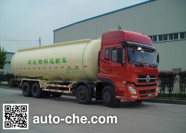 汽尔福牌HJH5310GFLDFLA4粉粒物料运输车