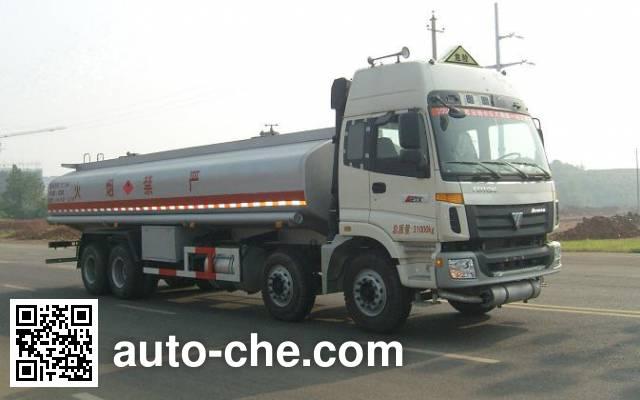 Qierfu HJH5310GHYB chemical liquid tank truck