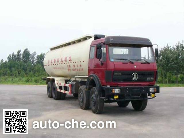 Qierfu HJH5316GFLN bulk powder tank truck