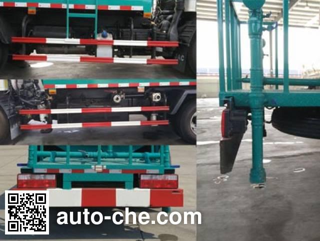Eguard HJK5070GSSH5 sprinkler machine (water tank truck)