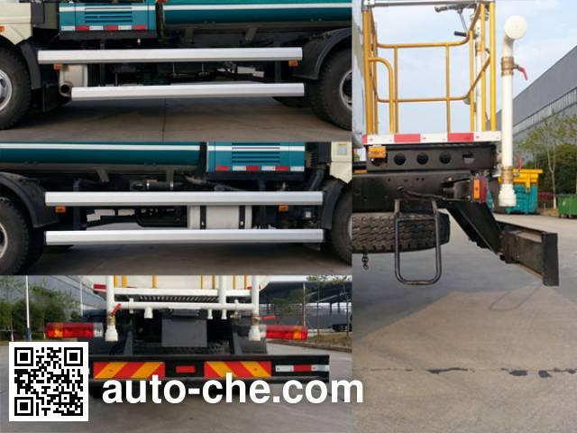 Eguard HJK5160GQXC5 street sprinkler truck