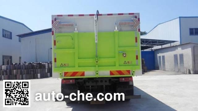 Eguard HJK5160TSL5DF street sweeper truck