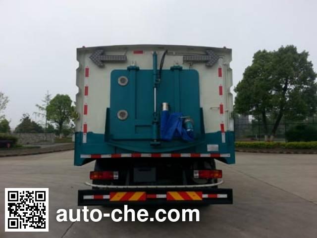 Eguard HJK5162TXSC4 street sweeper truck