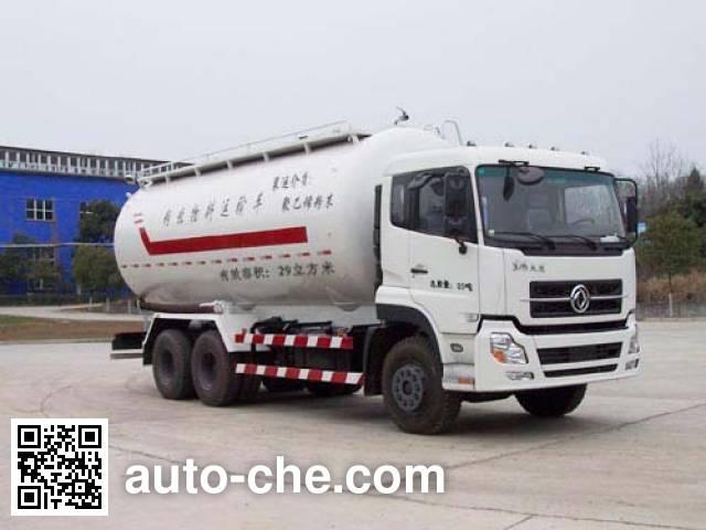 Jiangshan Shenjian HJS5250GFLA bulk powder tank truck