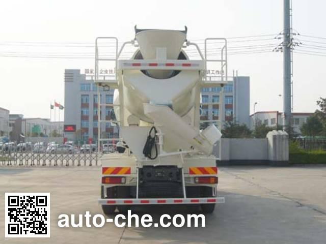 Jiangshan Shenjian HJS5256GJBV concrete mixer truck