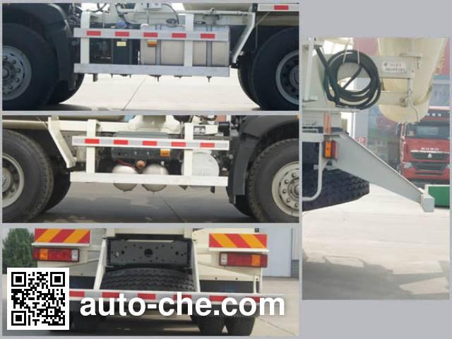 江山神剑牌HJS5256GJBY混凝土搅拌运输车