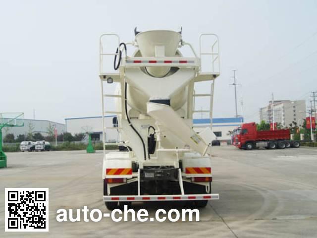Jiangshan Shenjian HJS5316GJBF concrete mixer truck