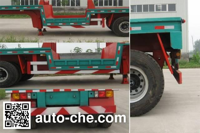 Zhongle HJY9330TTS molten iron trailer