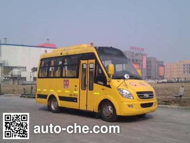 合客牌HK6581KX4小学生专用校车