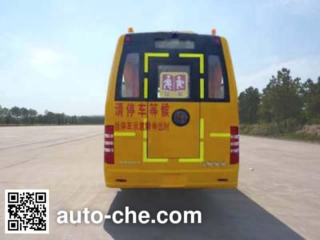 合客牌HK6581KY4幼儿专用校车
