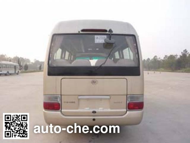 合客牌HK6606K4客车