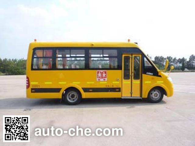 合客牌HK6661KY4幼儿专用校车