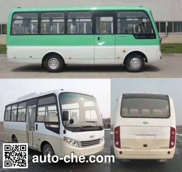 合客牌HK6668K客车