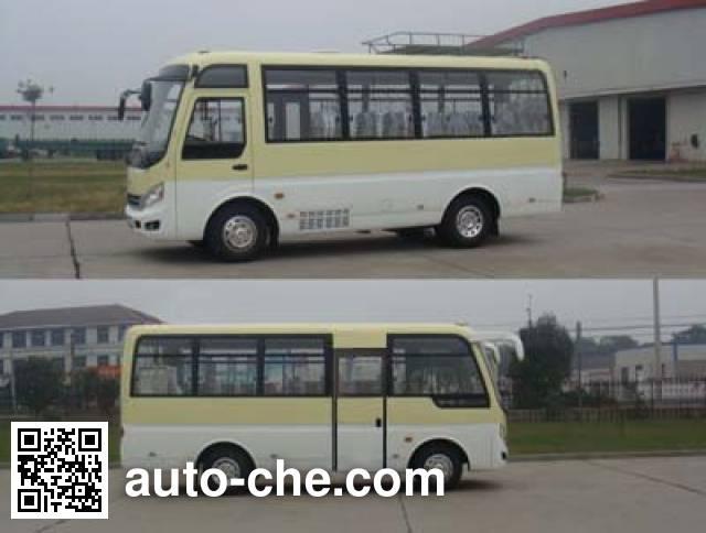 合客牌HK6668K2客车