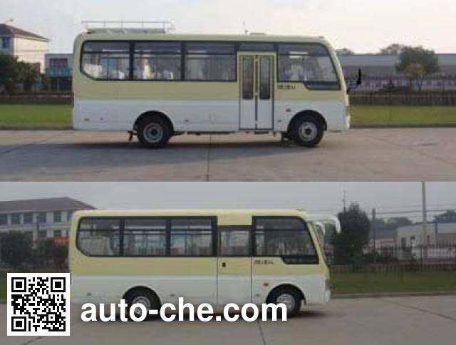 合客牌HK6669K客车