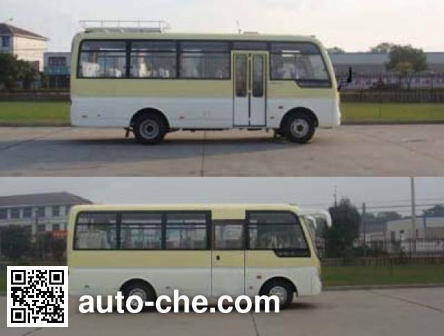 合客牌HK6708K1客车