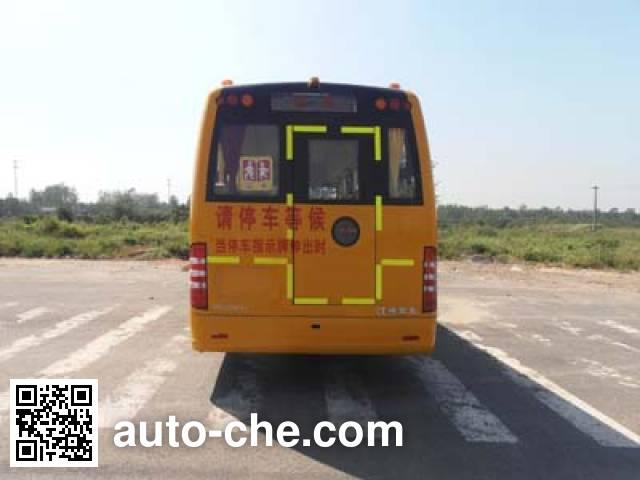 合客牌HK6741KY4幼儿专用校车