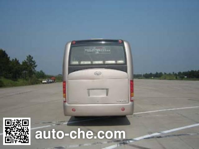 合客牌HK6758K1客车