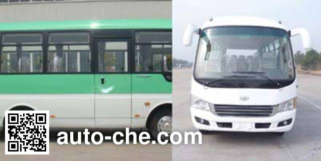 合客牌HK6759K1客车