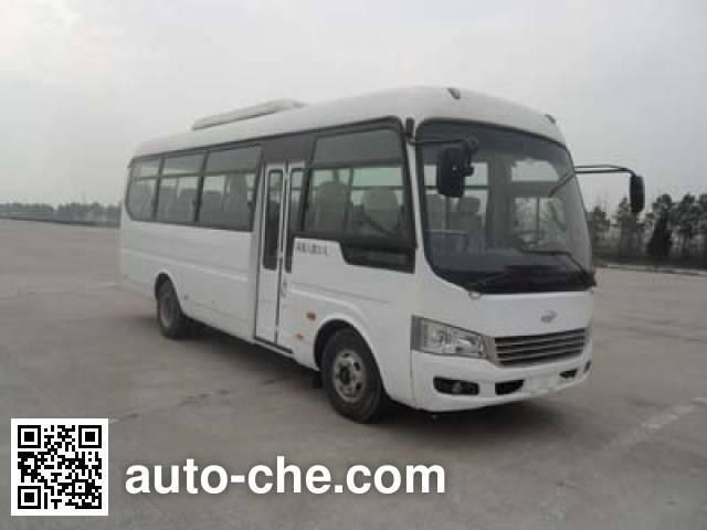 合客牌HK6759Q客车