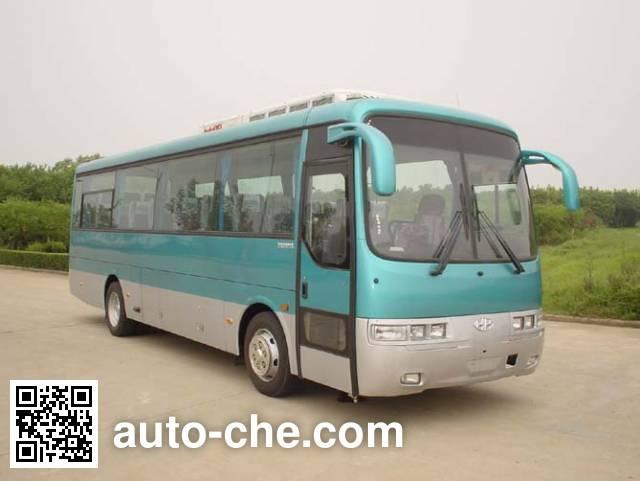 合客牌HK6891K客车