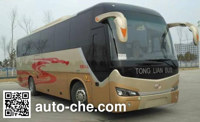 Harbin HKC6100HLPHEVL hybrid bus