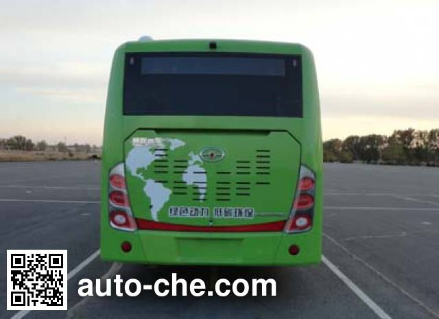 哈尔滨牌HKC6121CHEV混合动力城市客车