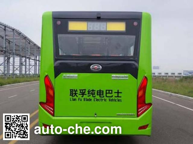 Harbin HKC6810BEV electric city bus