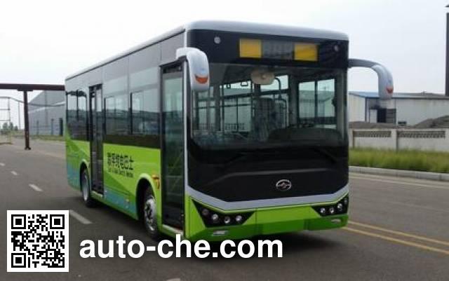 Harbin HKC6810BEV electric city bus