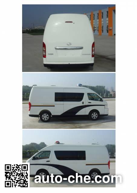 Dama HKL5030XQCE4 prisoner transport vehicle
