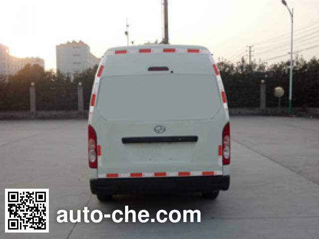 Dama HKL5040XXYBEV electric cargo van