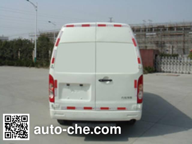 Dama HKL5030XXYE4 box van truck