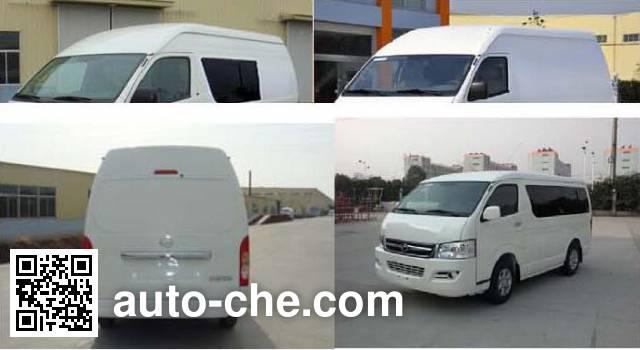 大马牌HKL5040XDWQA流动服务车