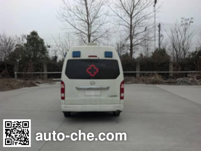 大马牌HKL5040XJHA救护车
