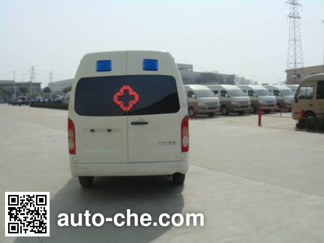 大马牌HKL5040XJHCA救护车