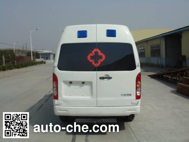 大马牌HKL5041XJHCA救护车