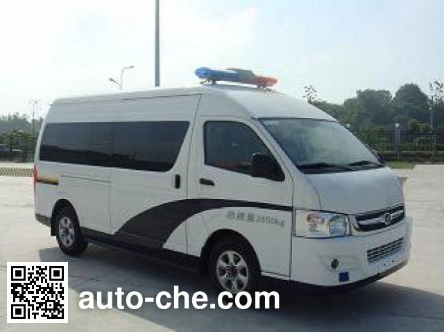 Dama HKL5041XQCA prisoner transport vehicle